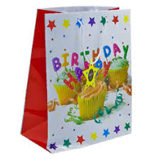 big gift bags welcome to the big birthday appeal