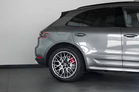 porsche macan turbo white 2017 porsche macan turbo for sale in colorado springs co 17203