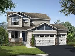 Av Jennings House Floor Plans Red Oak New Homes In Minnetrista Mn 55364 Calatlantic Homes