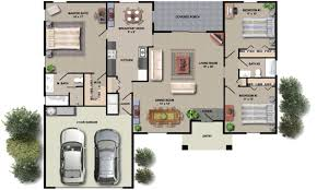 4 bedroom house floor plans 4 bedroom house plans open floor plan 4 bedroom open house floor