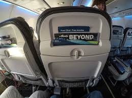 Alaska Airlines Seat Map by Alaska Airlines 737 800 Economy Class San Diego To Kona U2013 Sanspotter