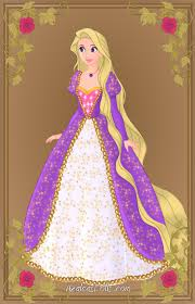 disney barbie princess rapunzel saeryena deviantart