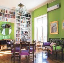 Esszimmer 30er Jahre Wohnung In Mailand So Wohnt Schriftstellerin Camilla Baresani Welt