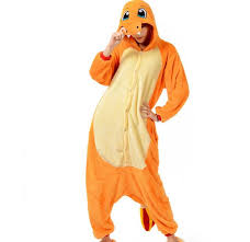 Charizard Pokemon Halloween Costume Aliexpress Buy Pop Anime Pokemon Charizard Jumpsuit Pajamas