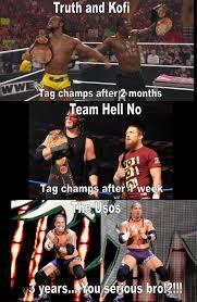 Muay Thai Memes - recent wwe tag team chs meme by dragon zak on deviantart