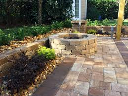 Patio Pavers Orlando by Brick Pavers Stone Walls And Fire Pits Installed In Orlando By
