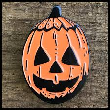 pumpkin mask pumpkin mask enamel pin tittybats online store powered by storenvy