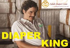 Adult Diaper Meme - diaper king meme challenge 46 steemit