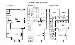 100 victorian mansion floor plans 25 family house plans