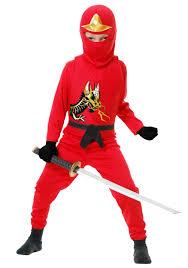 ninja costumes kids ninja halloween costume