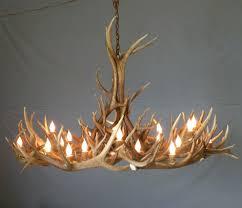 fake deer chandeliers white faux antler chandelier faux deer antler