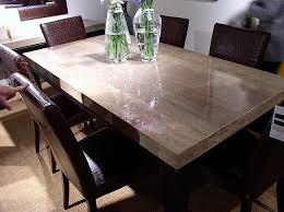 Stone Kitchen Table  Outstanding Kitchen Design Ideas With - Stone kitchen table