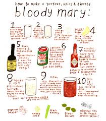 ever wanted to know how to make a perfect bloody mary vodka