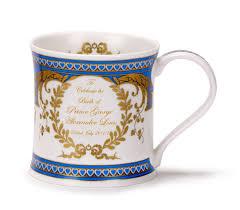 baby mugs royal baby mug prince george louis wessex design