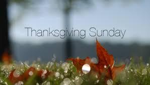 a hymn of praise thanksgiving weston park baptist church