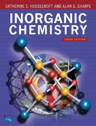 housecroft inorganic chemistry 3rd edition buy housecroft
