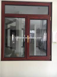 custom made aluminium windows custom philippines glass window design made by china supplier