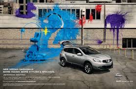 nissan qashqai advert music 2017 nissan print advert by tbwa artistic paintball 2 ads of the world