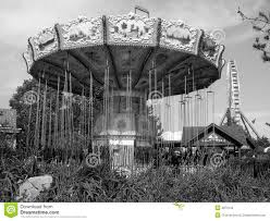 abandoned amusement park abandoned amusement park stock photography image 3873132