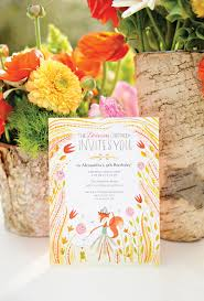 crafty u0026 enchanting floral fox birthday party hostess with the