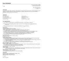 Trained New Employees On Resume Concierge Resume Uxhandy Com