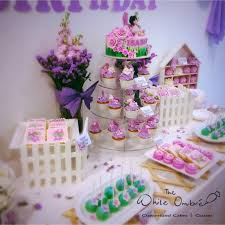 themed dessert table enchanted forest themed dessert table the white ombre
