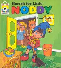 hurrah noddy enid blyton