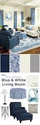 create a blue white living room white living rooms living room