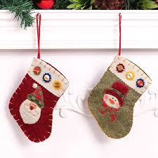 popular small christmas stockings buy cheap small christmas
