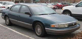 how make cars 1995 chrysler new yorker spare parts catalogs chrysler new yorker wikipedia