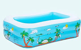 transparent bathtub amazon com baby swimming pool child paddling pool infant baby