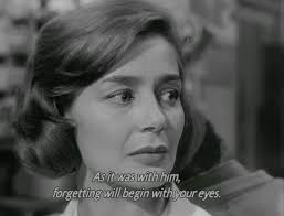 Hiroshima Mon Amour - love in the time of amnesia hidden cause visible effects