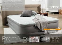 Intex Sofa Bed Intex Inflatable Pull Out Sofa Queen Bed Mattress Sleeper Alley