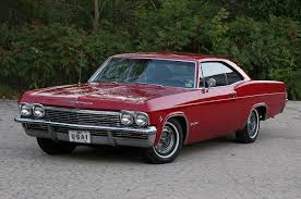 immaculate unrestored 1965 chevrolet impala ss shows just 11 000