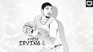 file name kyrie irving drawings pencil related keywords 1 within