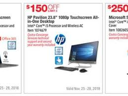 microsoft surface pro black friday deals costco black friday ad leaks with numerous laptop desktop tablet