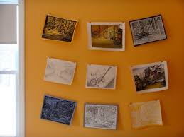 how to hang art prints without frames how to hang pictures without frames cheap hanging prints without