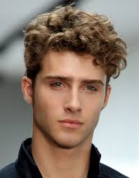 short curly hairstyle men 1000 images about haircuts for patrick