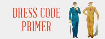 dress code primer for men u0026 women u2014 gentleman u0027s gazette