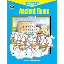 ancient rome tcr0576 teacher created resources