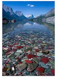Montana travelers stock images St mary lake glacier national park montana national parks jpg