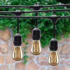 Outdoor Lantern String Lights by Unbranded Plastic Outdoor Lanterns U0026 Strings Ebay