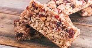 night before thanksgiving bar healthy granola bars 15 granola bars that are actually healthy