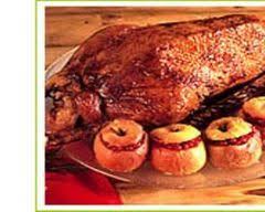 comment cuisiner l oie recette oie farcie aux pommes