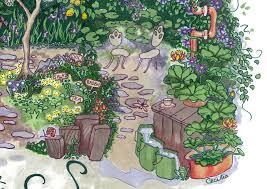 greencrafts design balcony garden world flower garden show model 8