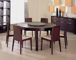 wonderful round dining table for 6 contemporary round dining room