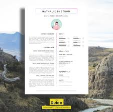 Geologist Resume Template Cv Template