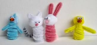 pipe cleaner ornaments canes animals and more