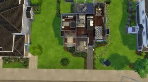 Suburban House Floor Plan by Mod The Sims Suburban Family Home 3 1 Bed 2 Bath