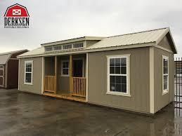 derksen 16 x 32 512 sq ft 1 bedroom factory finished cabin derksen buildings storage facility giddings